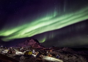 See beautiful photos of the northern lights here